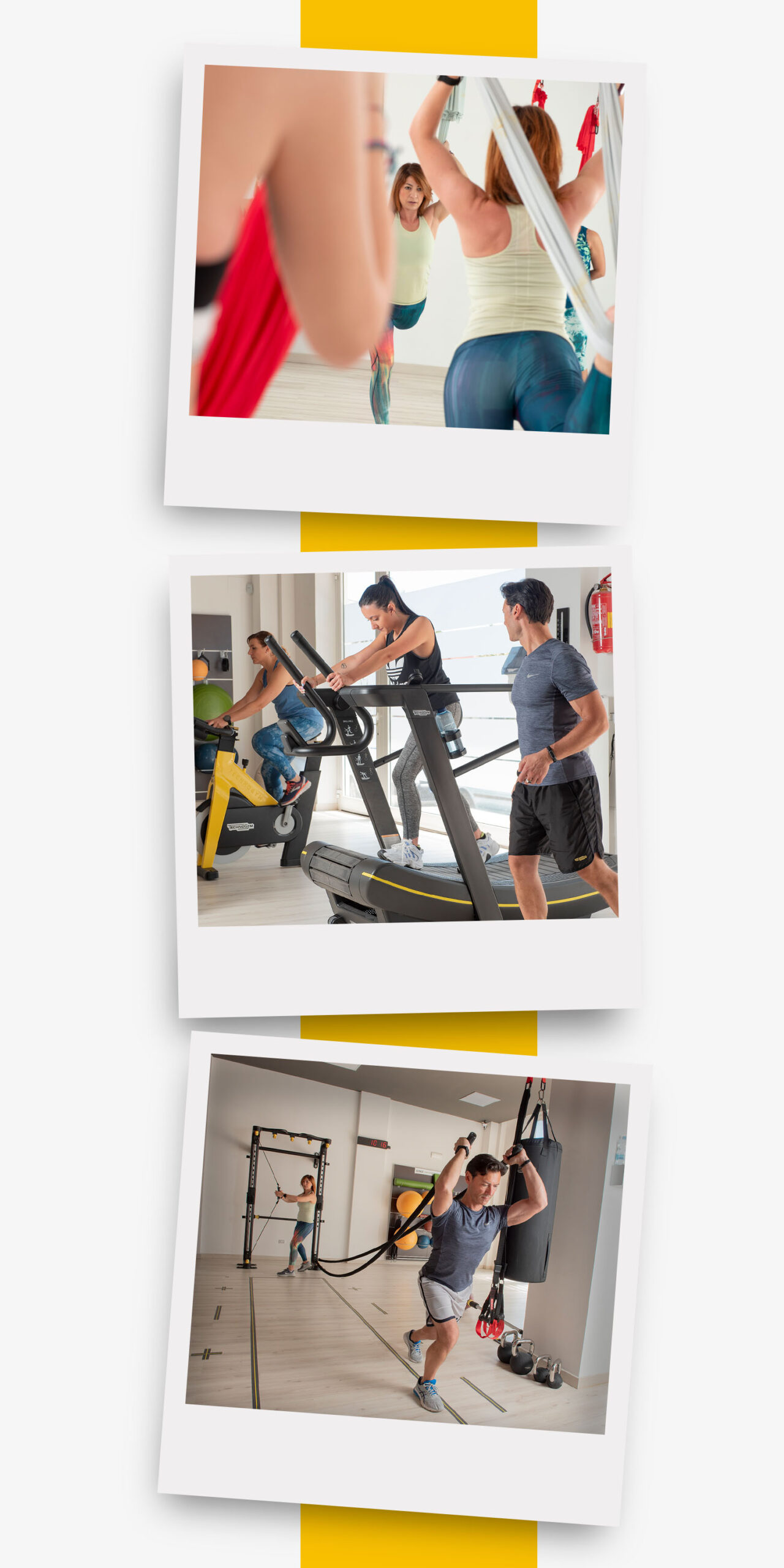Pilates & Functional Training